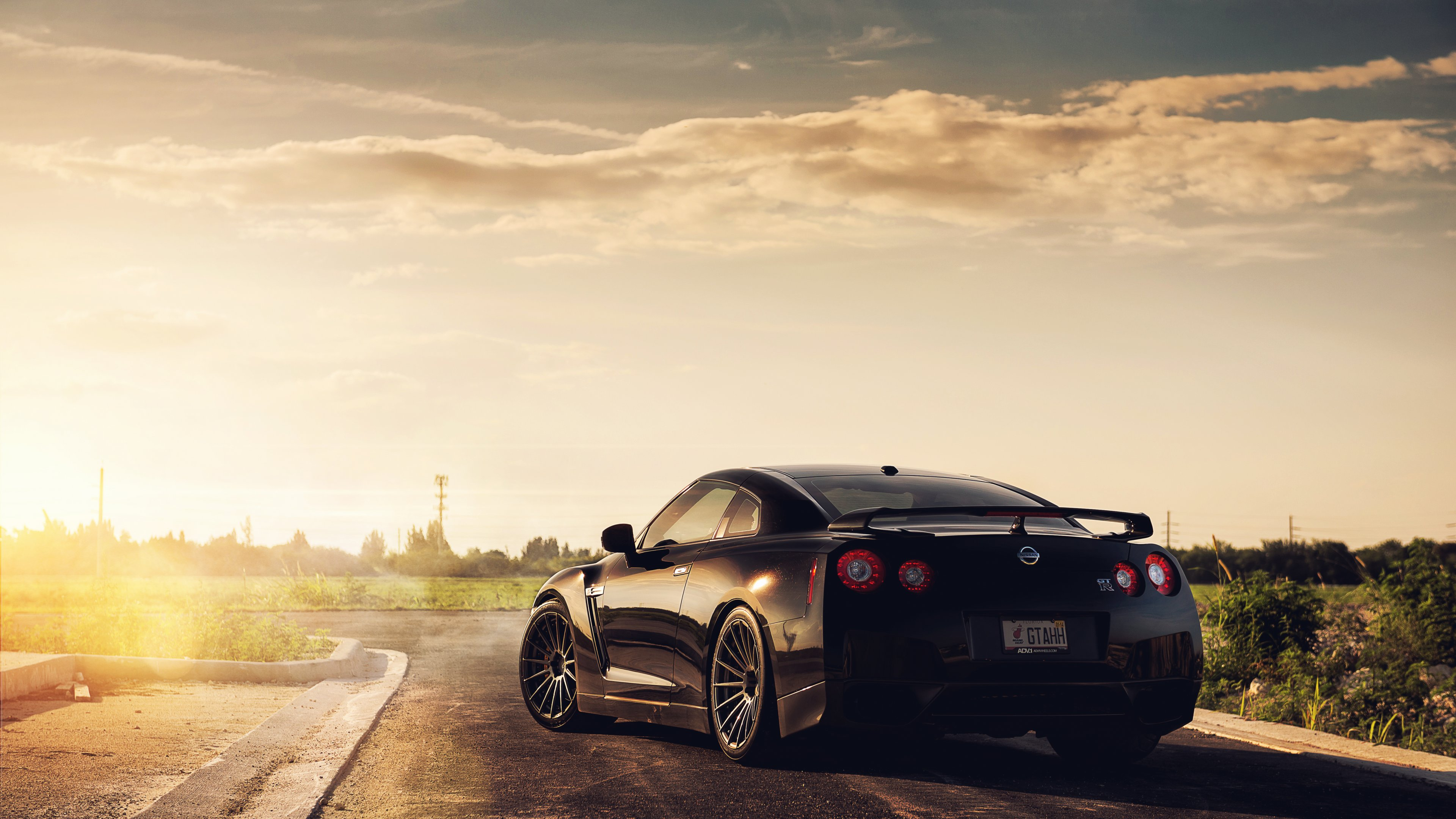 Nissan Gtr Ps4wallpapers Com