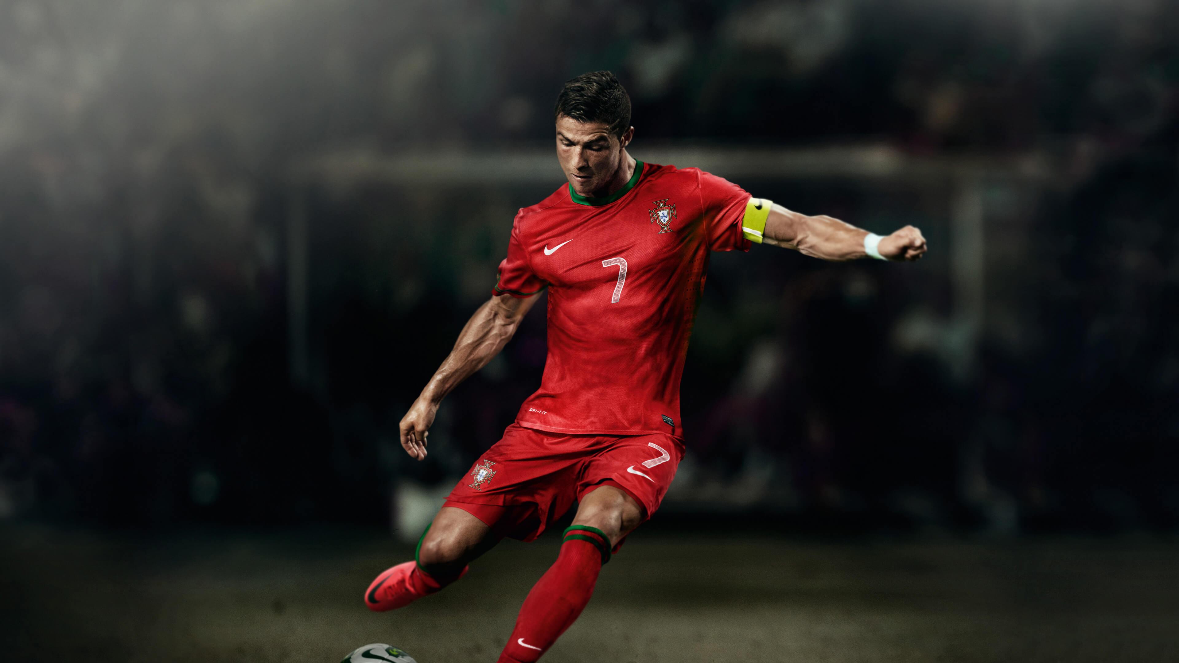 Cristiano Ronaldo Ps4wallpaperscom