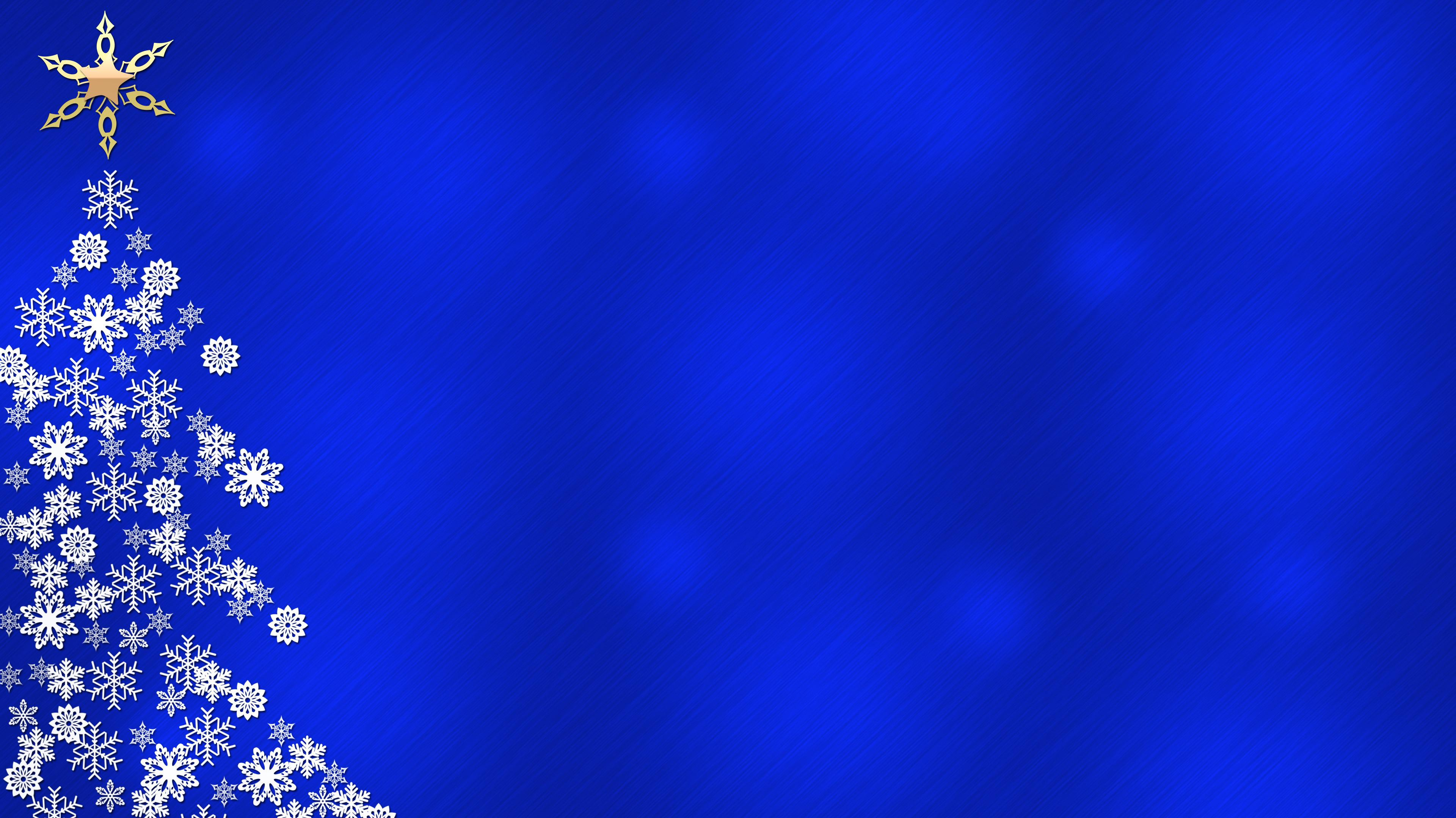 download wallpaper bluechristmas treeholidays - Christmas Tree Blue