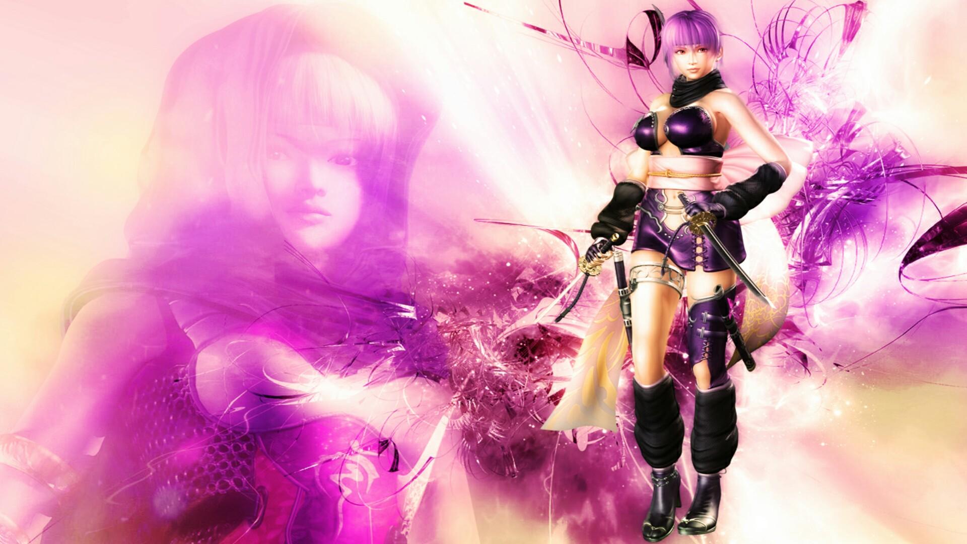 ayane (ninja gaiden sigma 2 #01) | ps4wallpapers