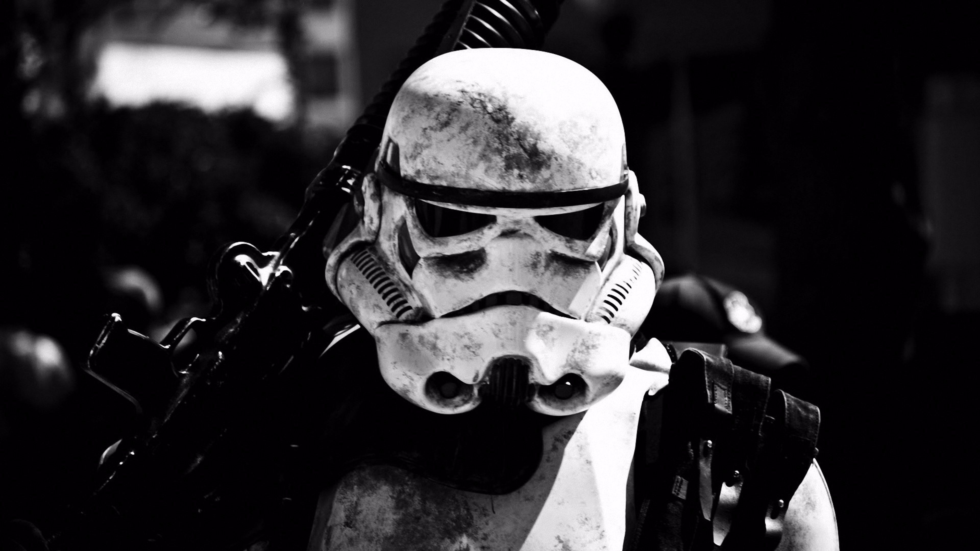 Stormtrooper Ps4wallpapers Com