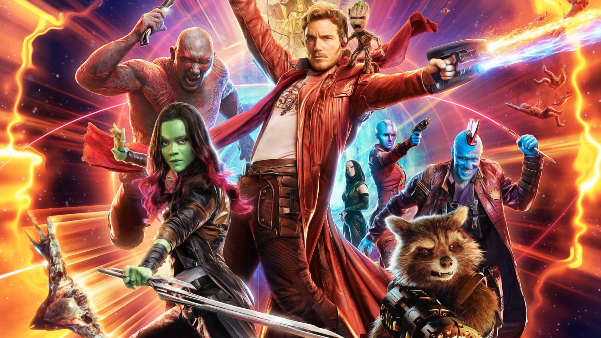 Download Wallpaper Guardians Of The Galaxyguardians