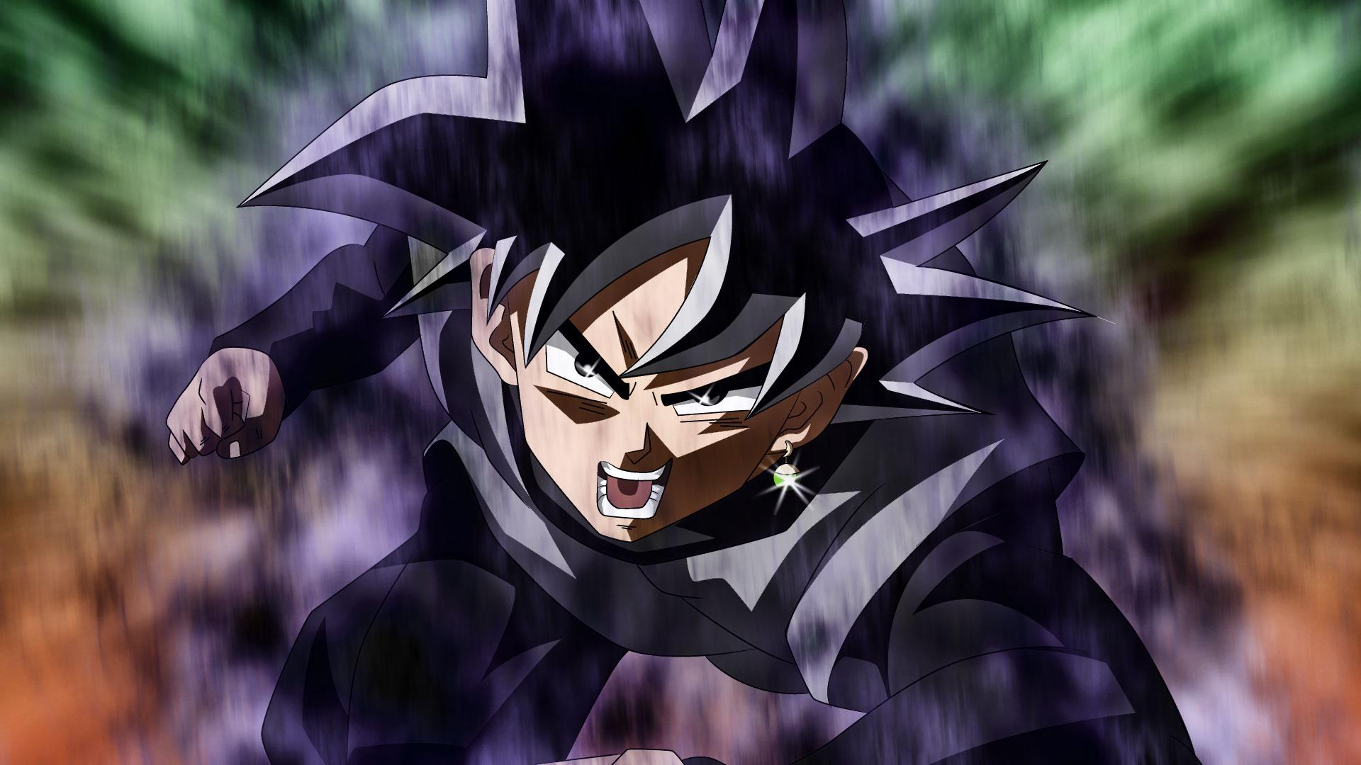 Goku Black #3 - PS4Wallpapers.com