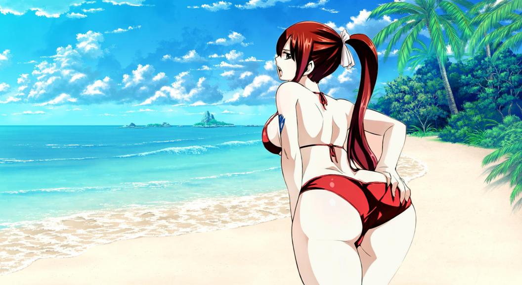 Anime Bikini Wallpaper