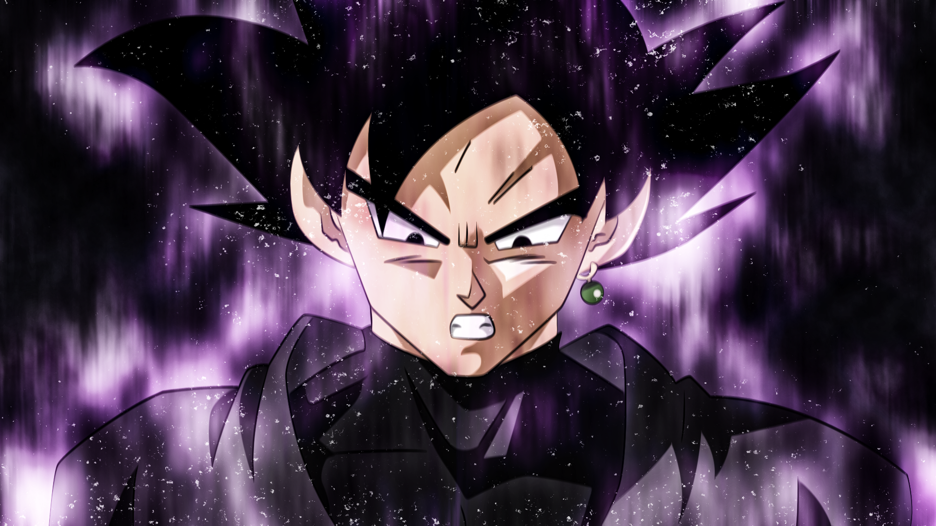 Goku Black Ps4wallpapers Com