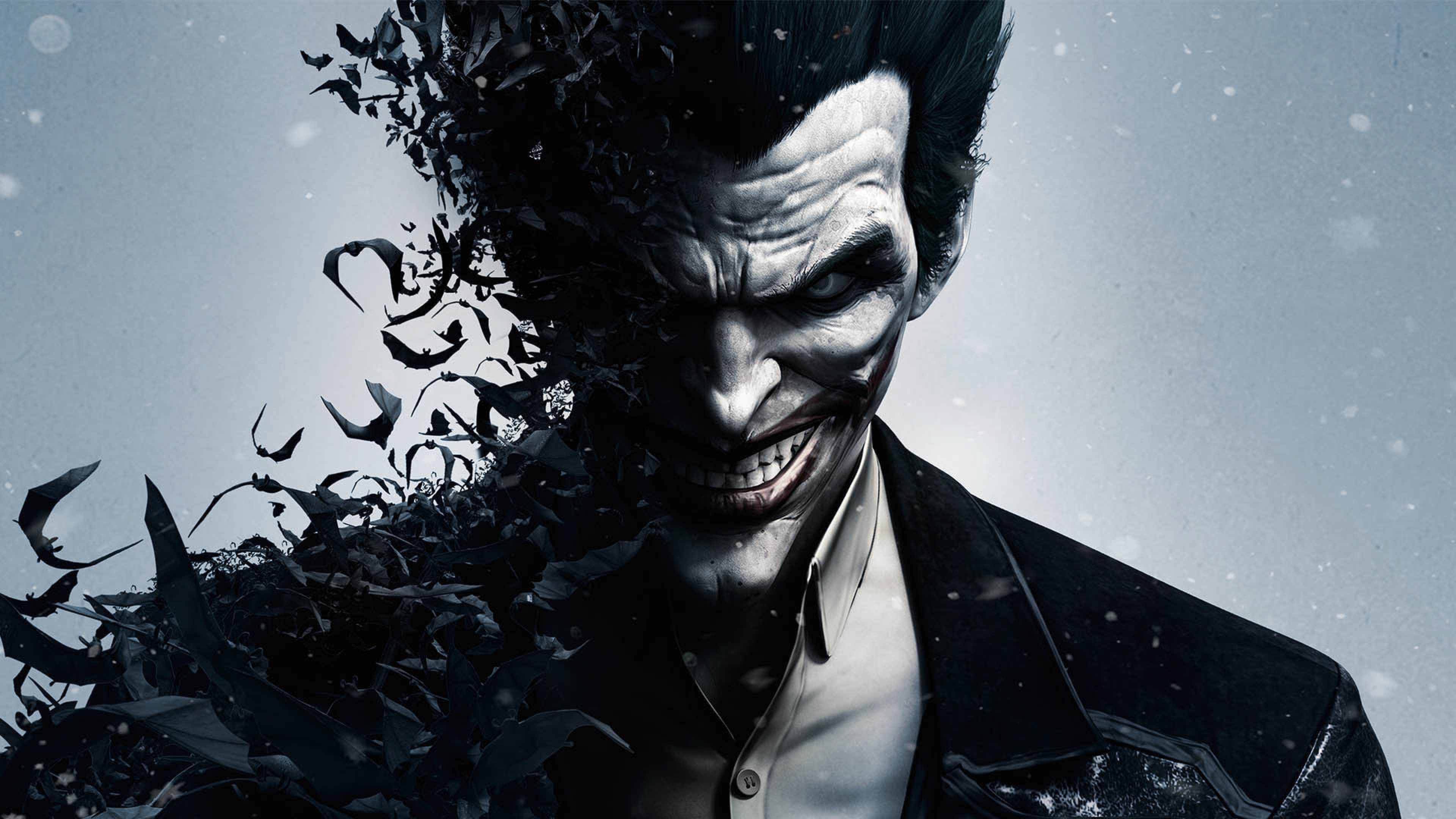 Joker Ps4wallpapers Com