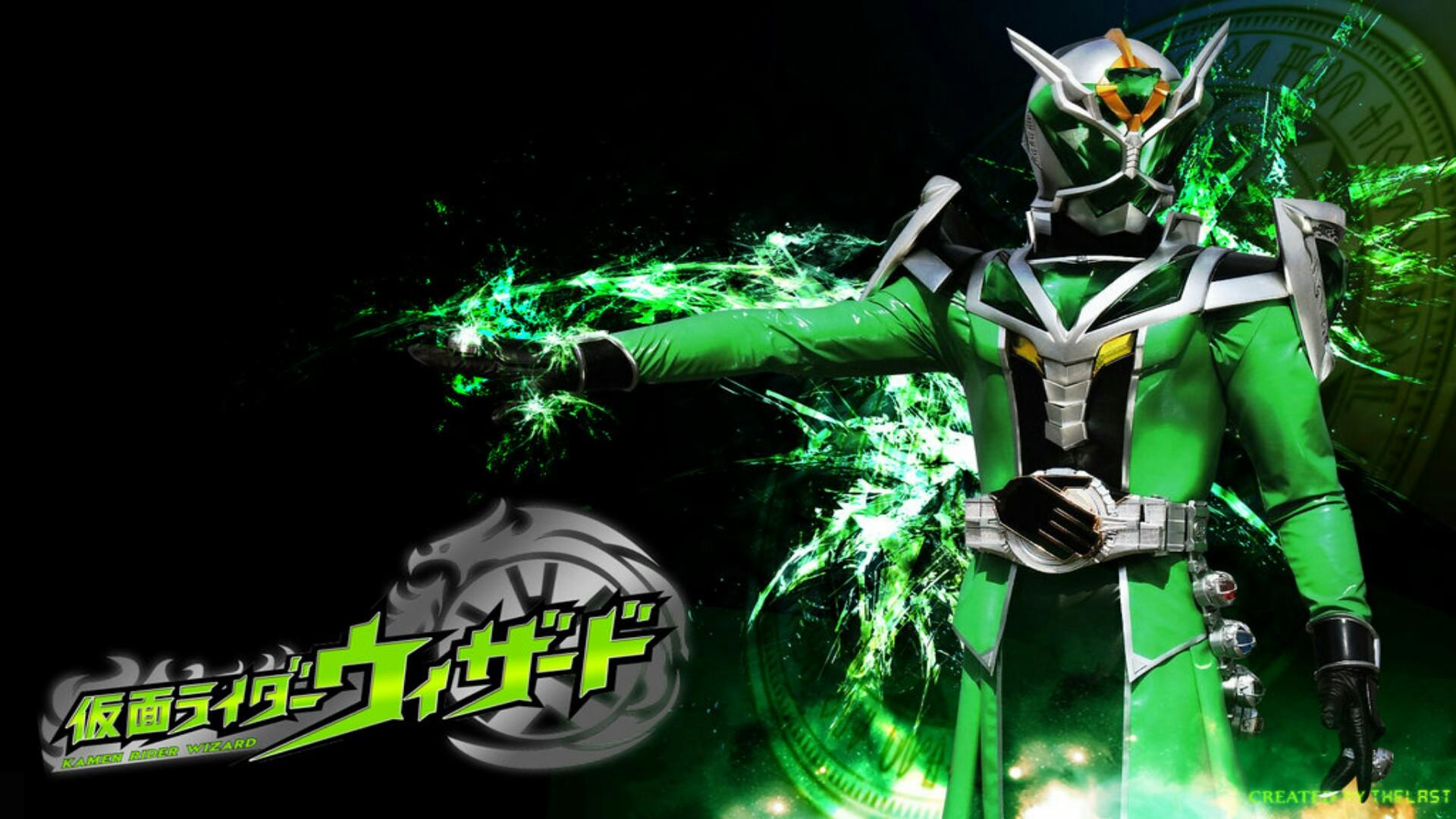 Kamen Rider Wizard #04 | PS4Wallpapers.com