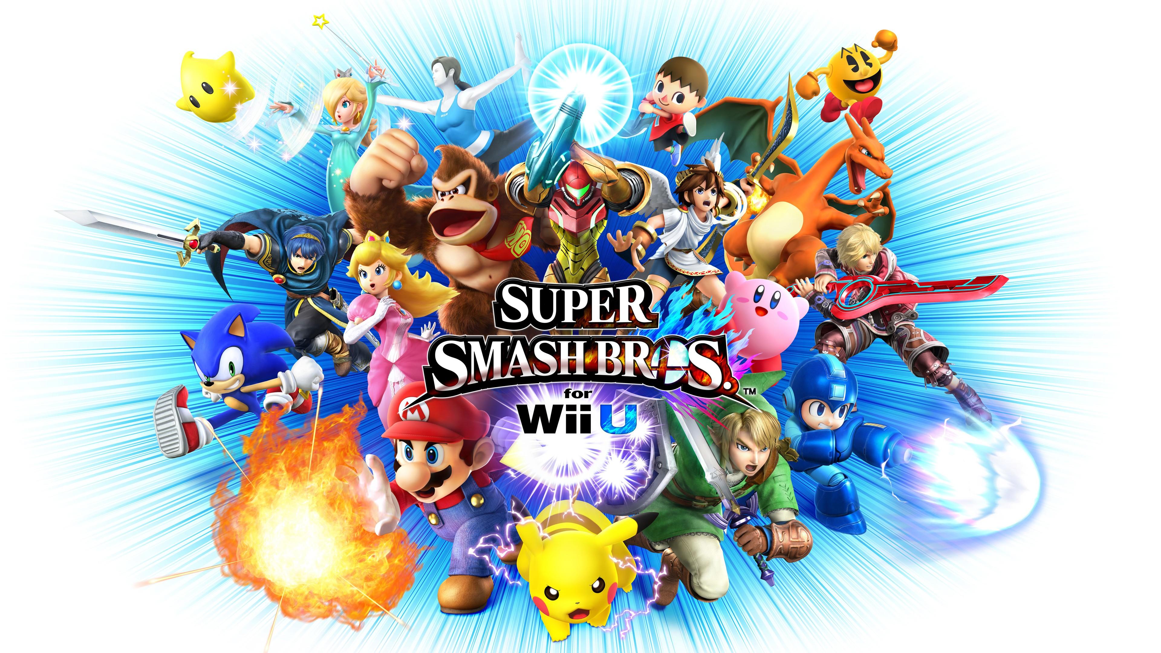 Super Smash Bros 4 Wii U Ps4wallpapers Com