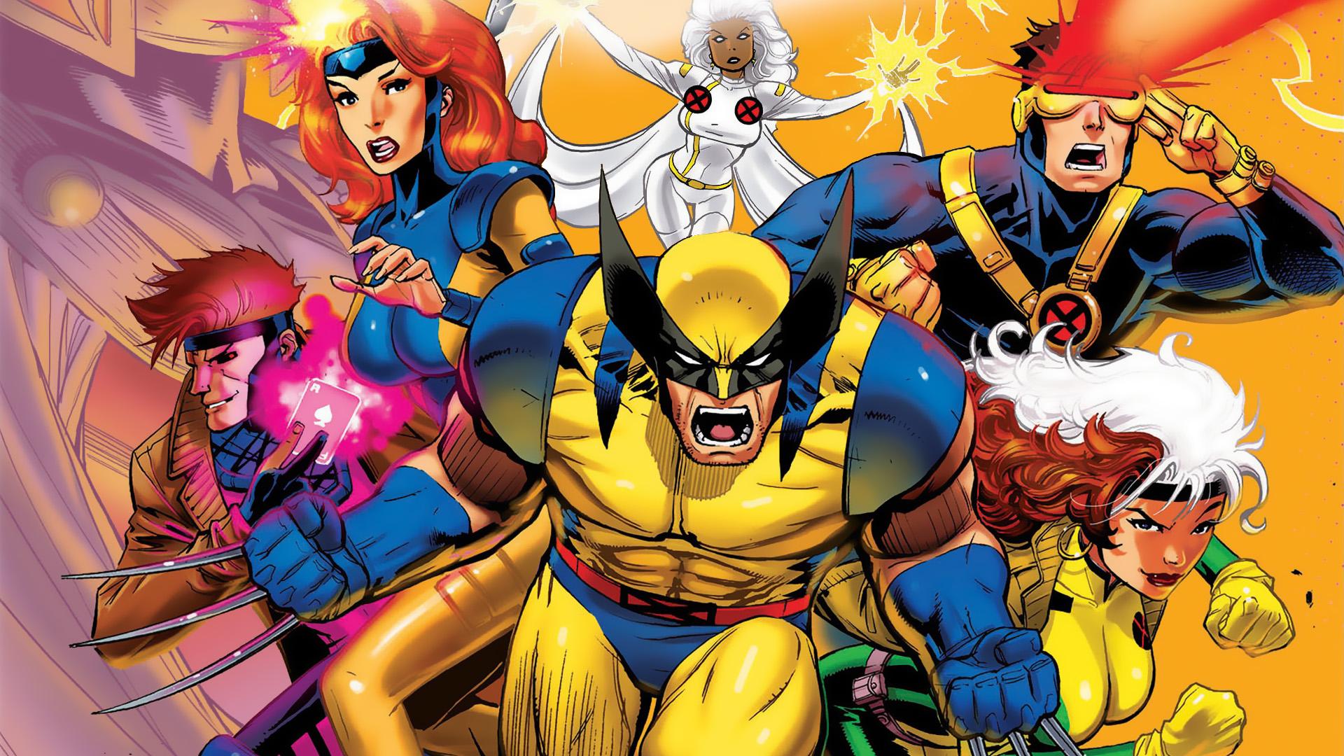 X-men 92 - PS4Wallpapers.com