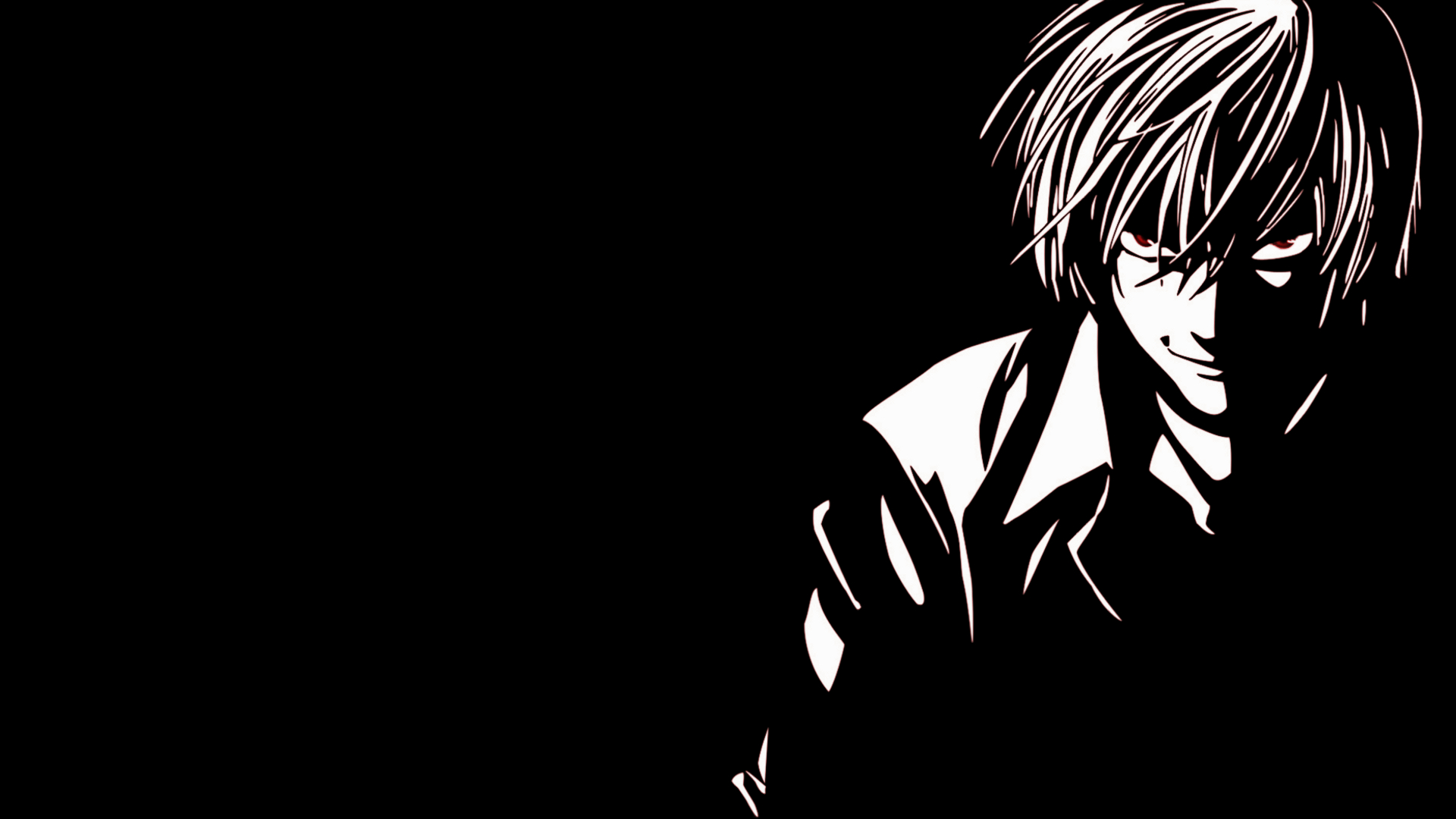 Death Note – Light Yagami | PS4Wallpapers.com