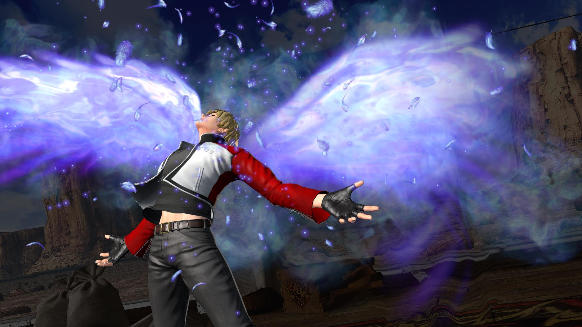 Rock Howard 02 Kof Xiv Ps4wallpapers Com Anime pictures and wallpapers with a unique search for free. rock howard 02 kof xiv