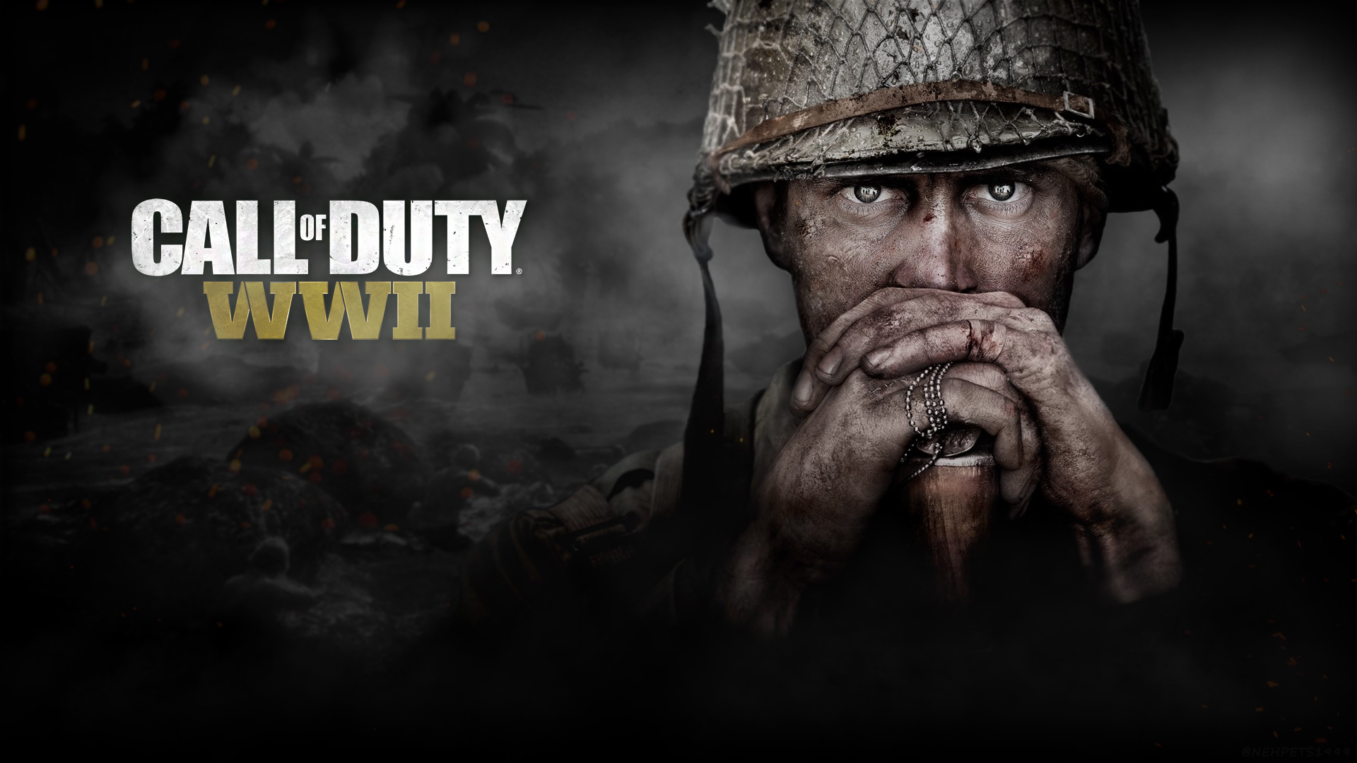 Call Of Duty Wwii Ps4wallpapers Com