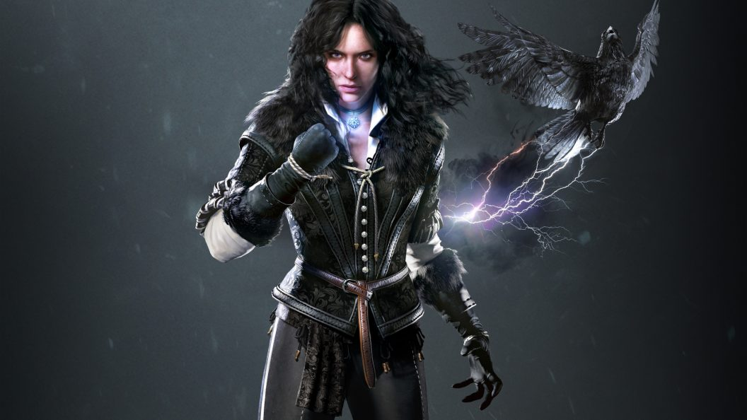 The witcher 3 wild hunt ps4wallpapers the witcher 3 wild hunt yennefer voltagebd Images