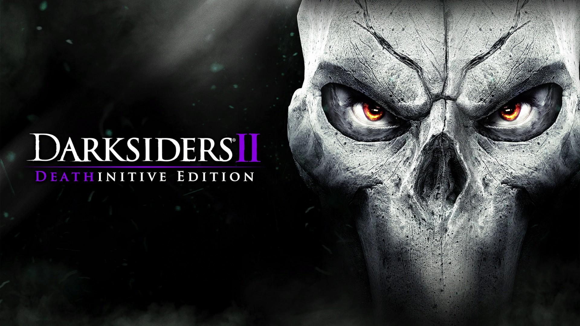 Darksiders 2 De Ps4wallpaperscom