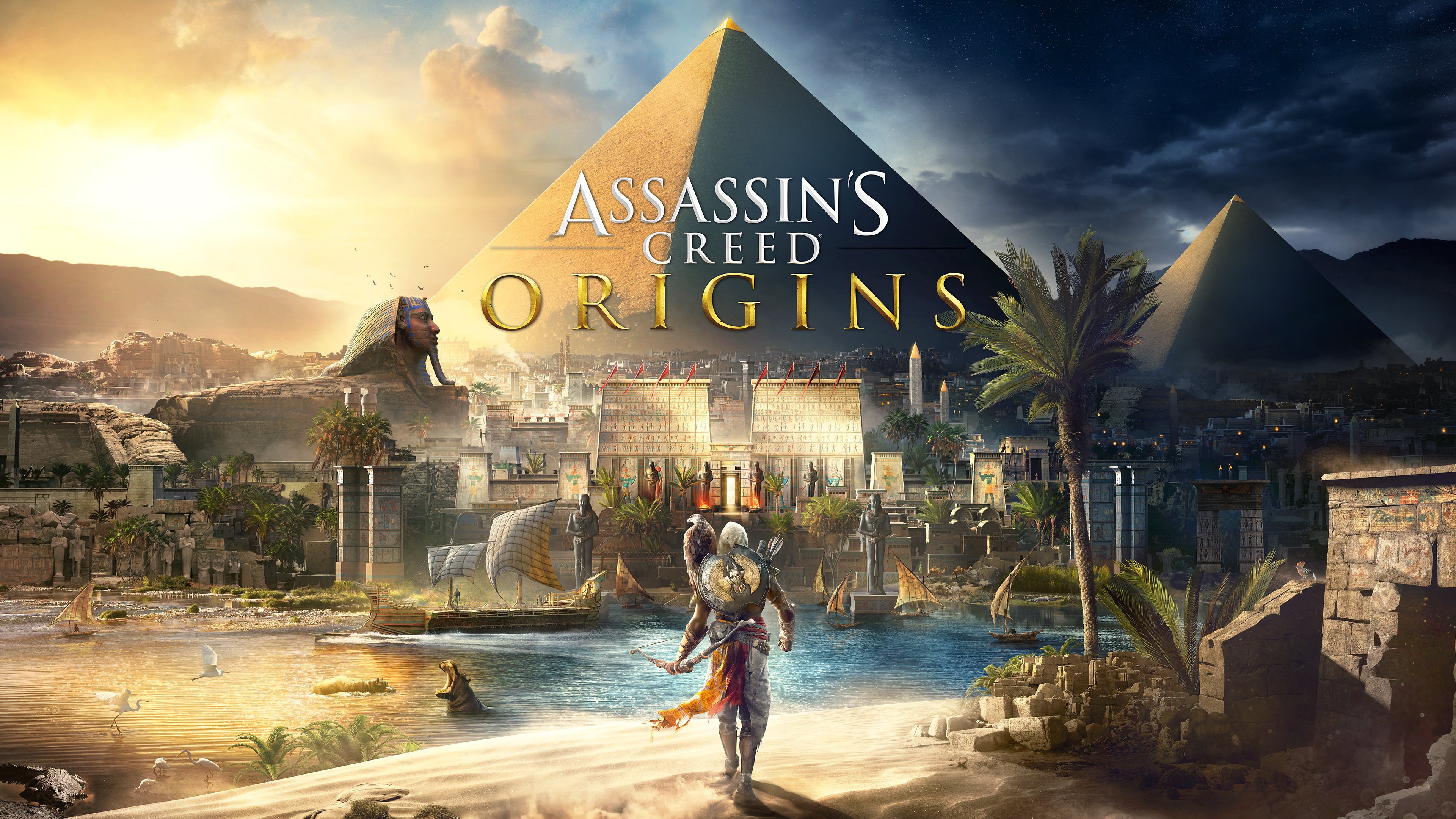 assassin's creed: origins | ps4wallpapers