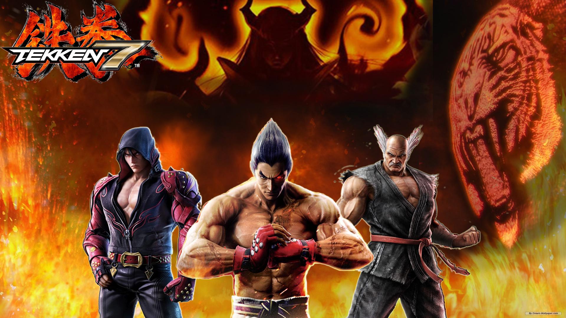 Tekken 7 Ps4wallpaperscom