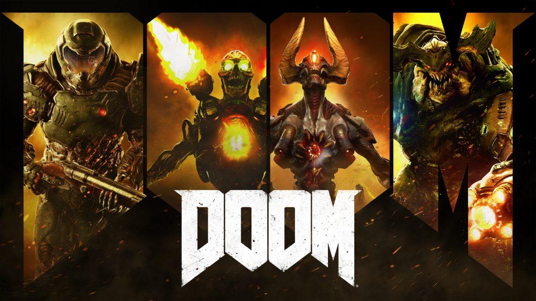 Doom Game Wallpaper 70 Images: PS4Wallpapers.com