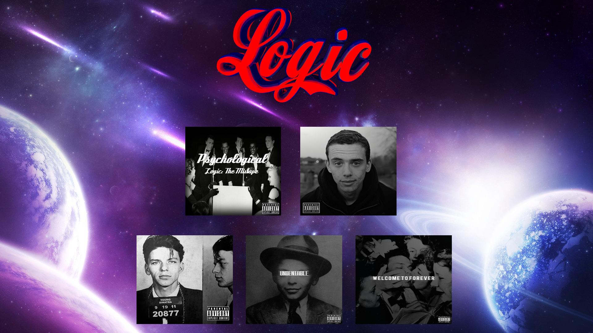 Logic Rattpack Wallpaper