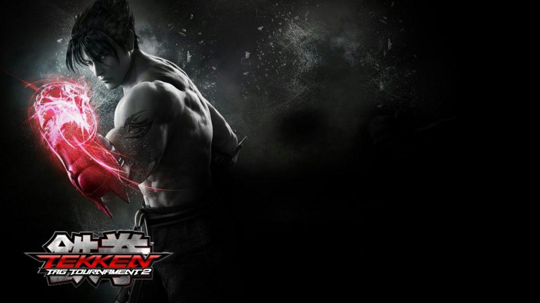 Jin kazama (tekken tag 2)   PS4Wallpapers.com