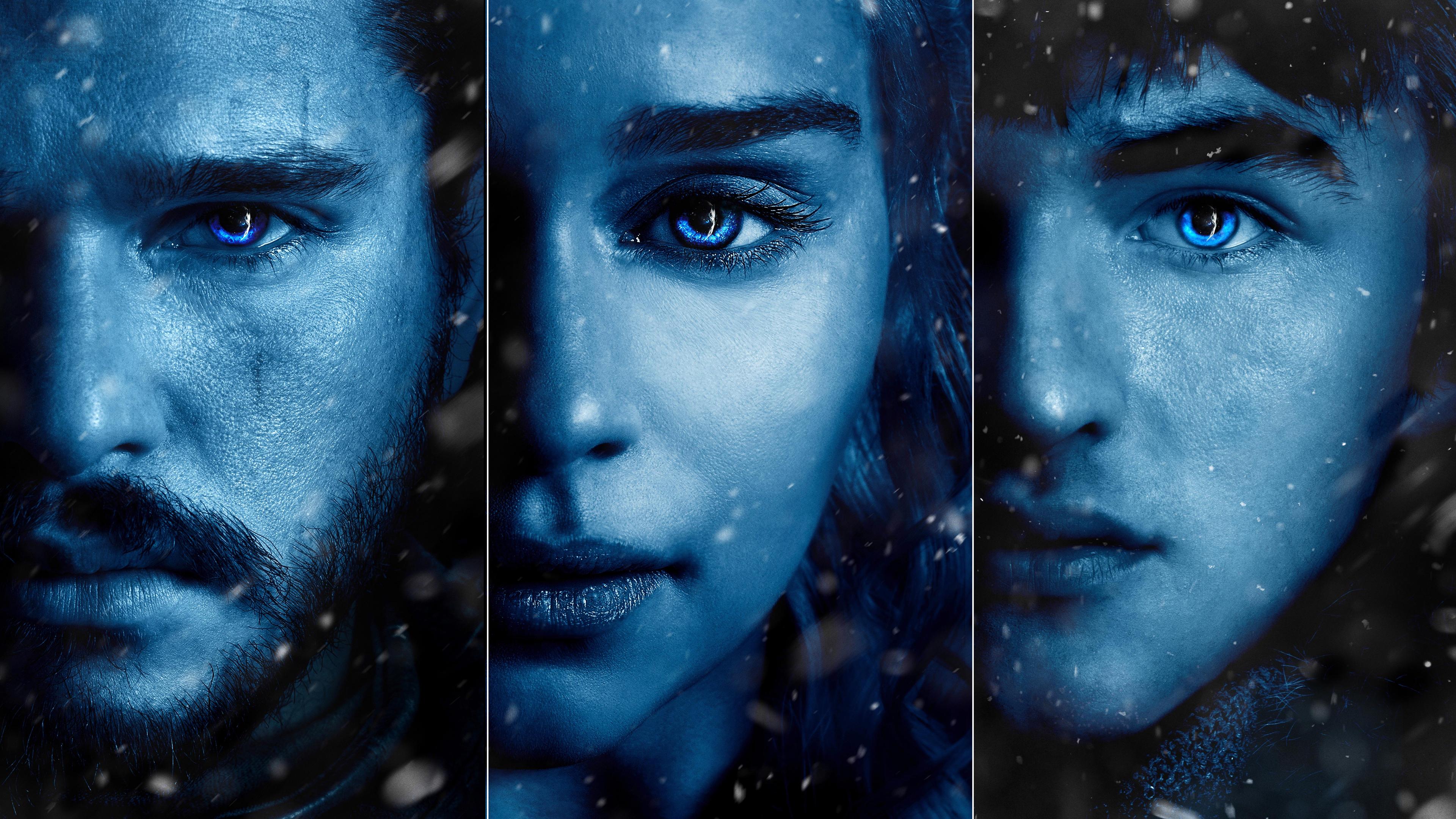 Jon Snow Ps4wallpapers Com
