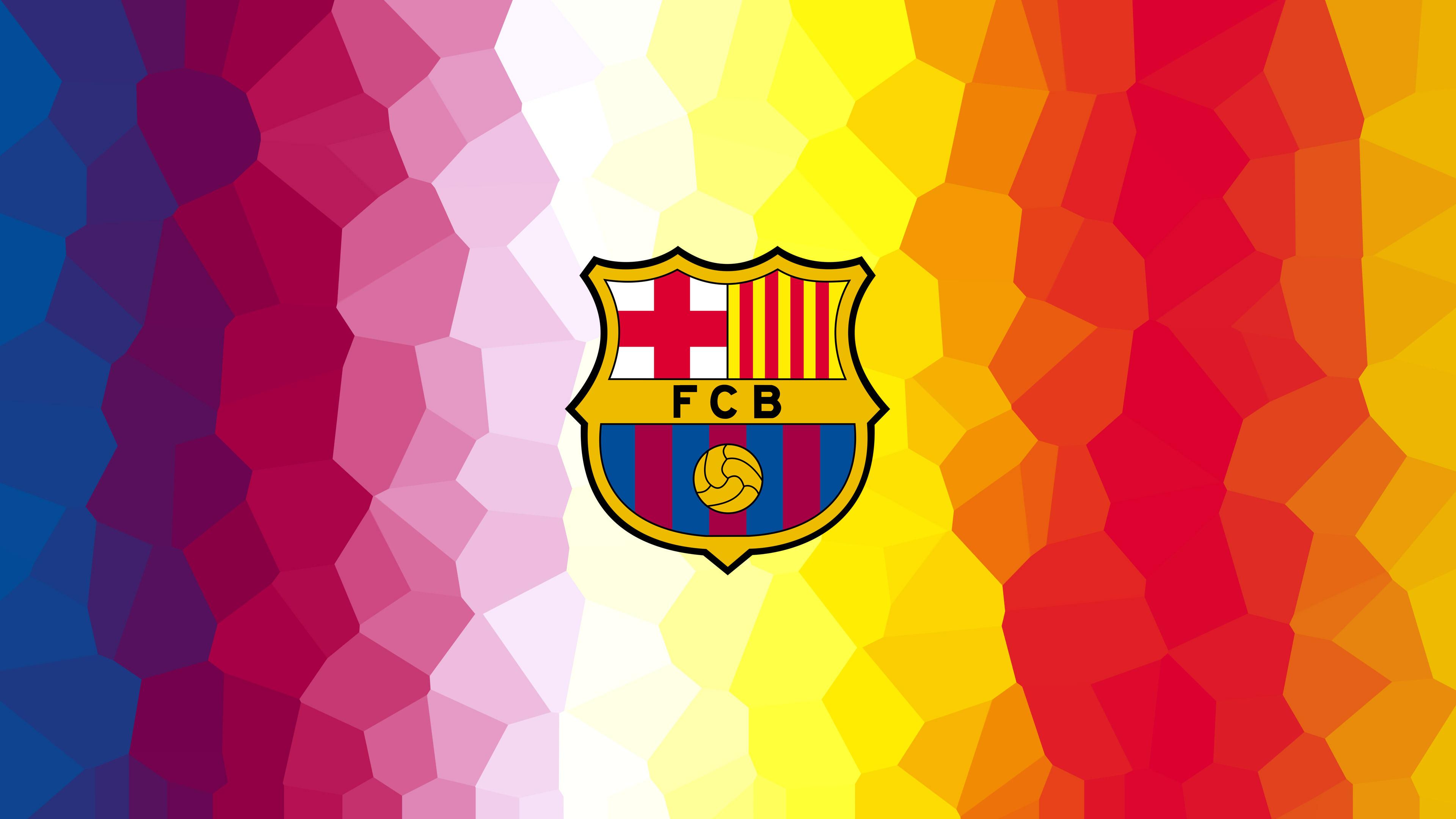 Soccer ps4wallpapers fc barcelona minimalism logo biocorpaavc