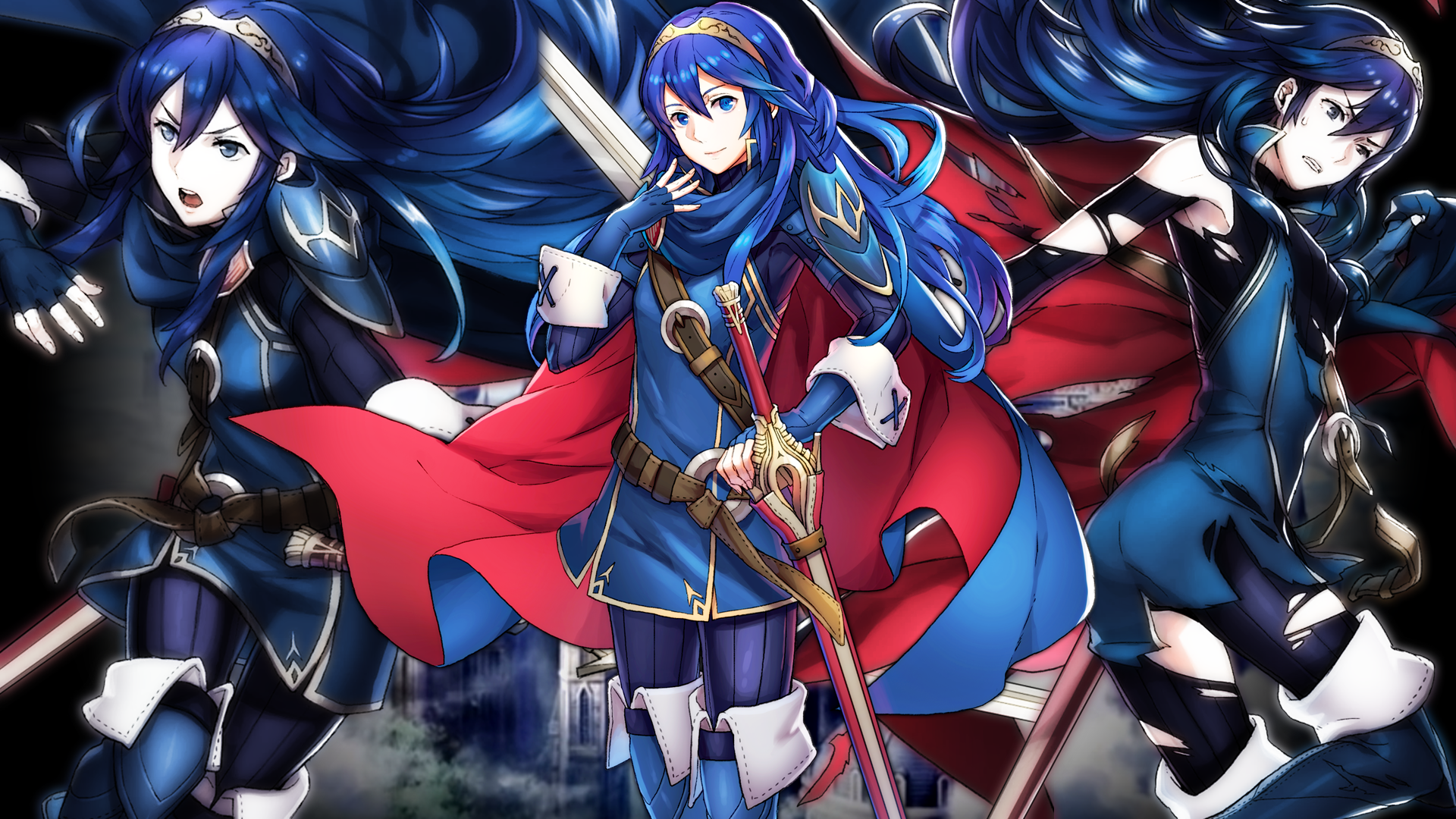 Lucina Fire Emblem Awakening Ps4wallpapers Com