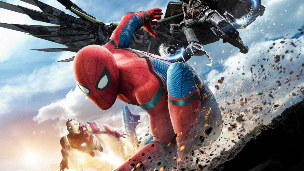 Spiderman Ps4wallpapers Com