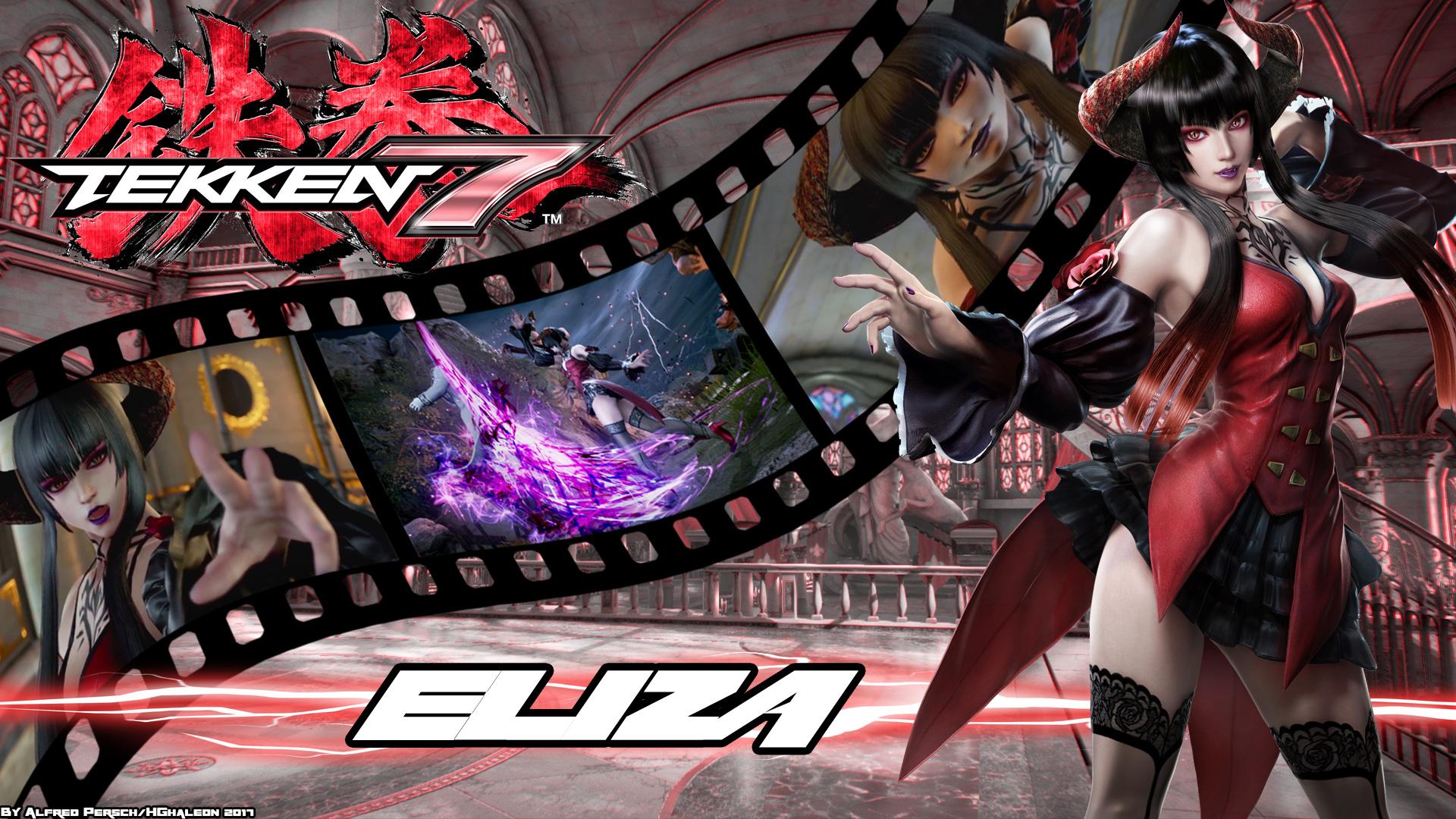 Tekken 7 Eliza 2 Ps4wallpapers Com