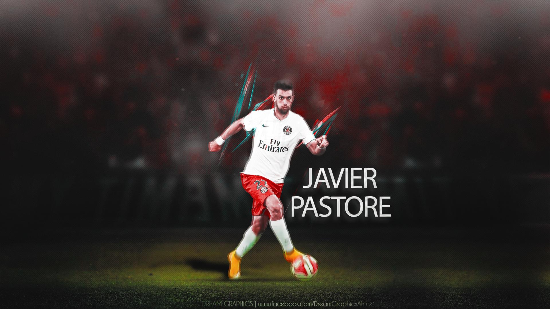 Javier Pastore 2016