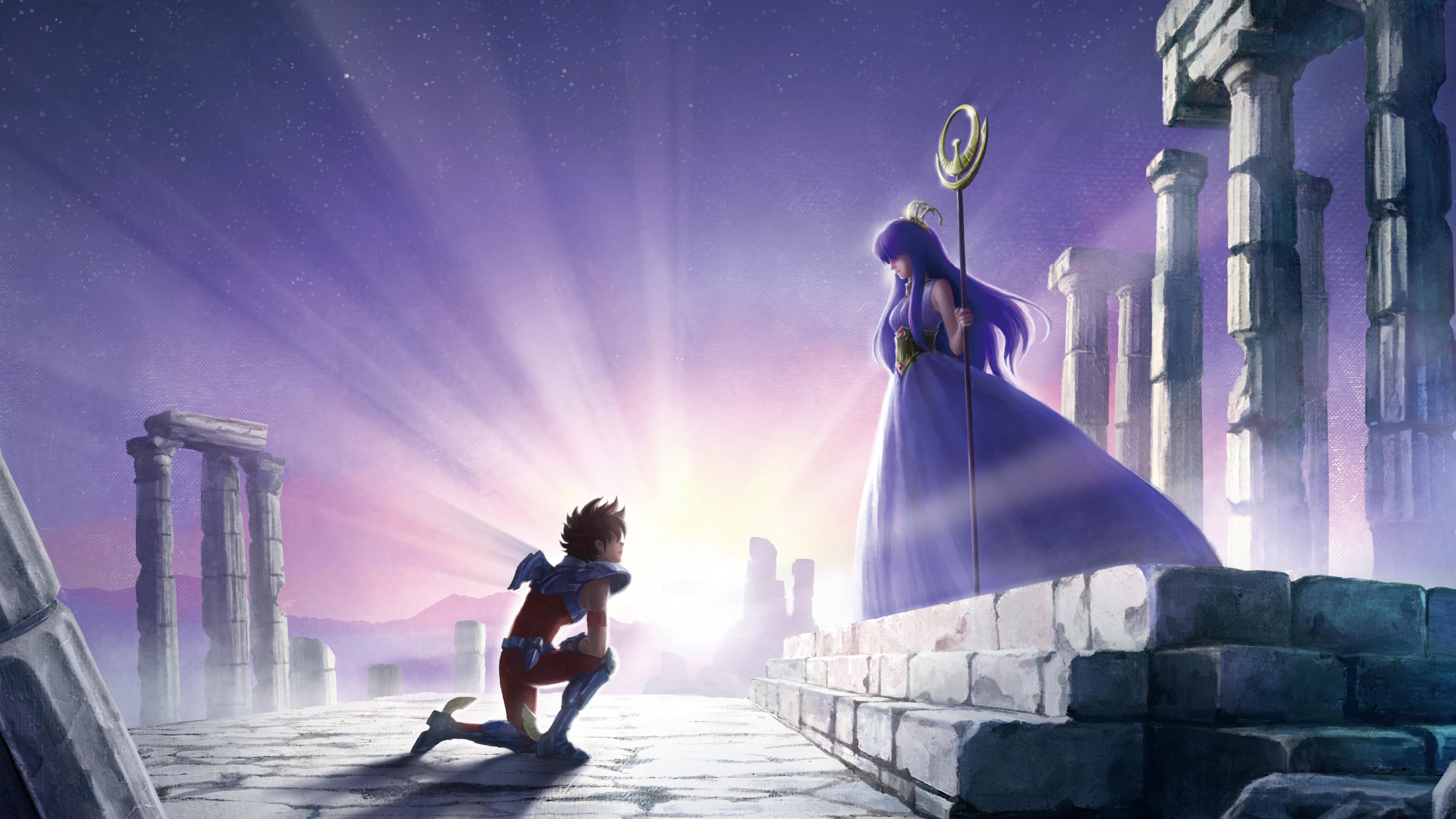 saint seiya knights of the zodiac ps4wallpapers com