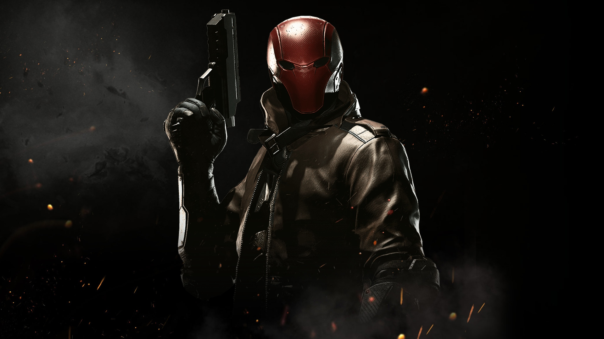 Injustice 2 Red Hood