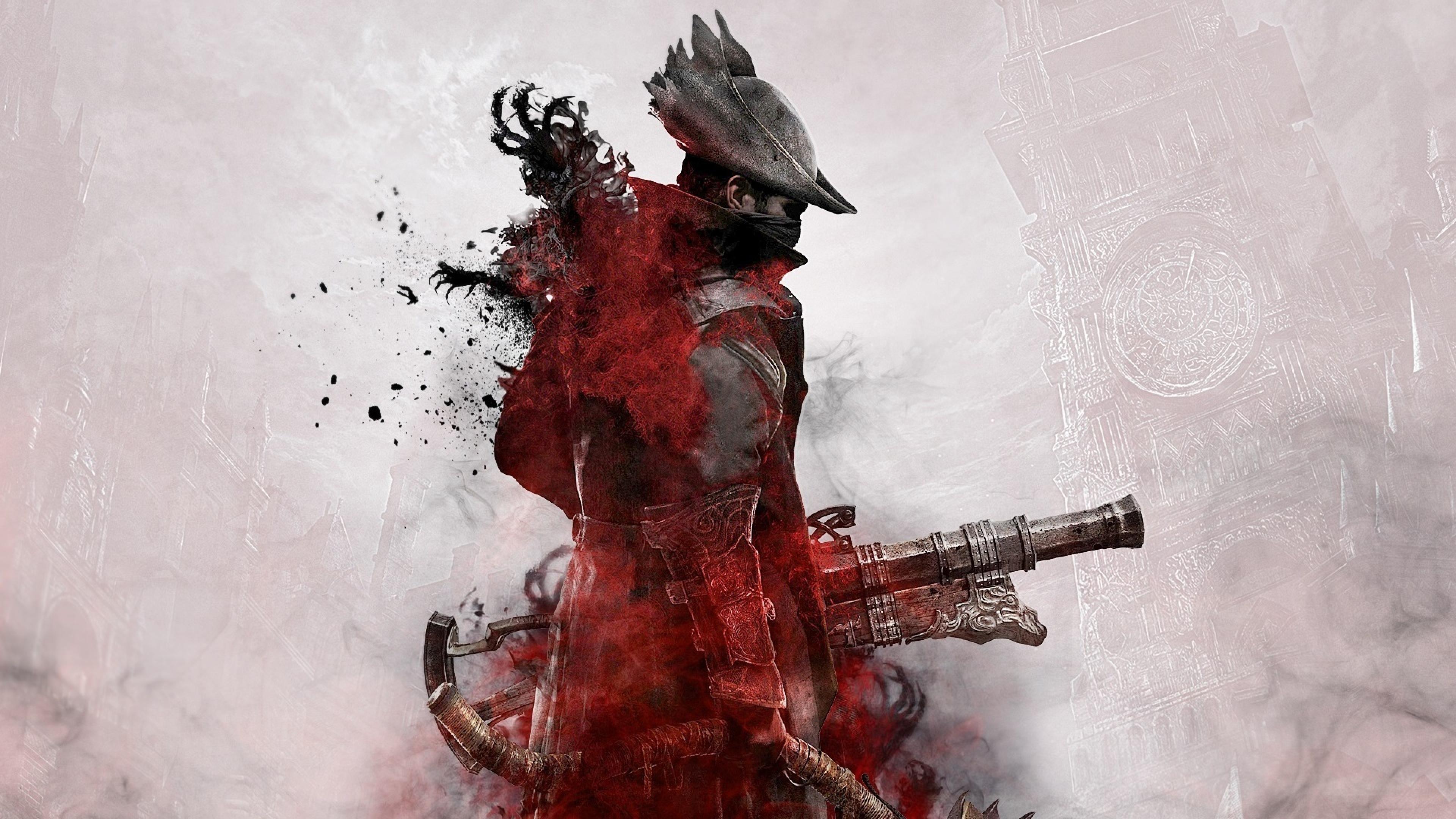 Bloodborne #2 ( 4K ) - PS4Wallpapers.com