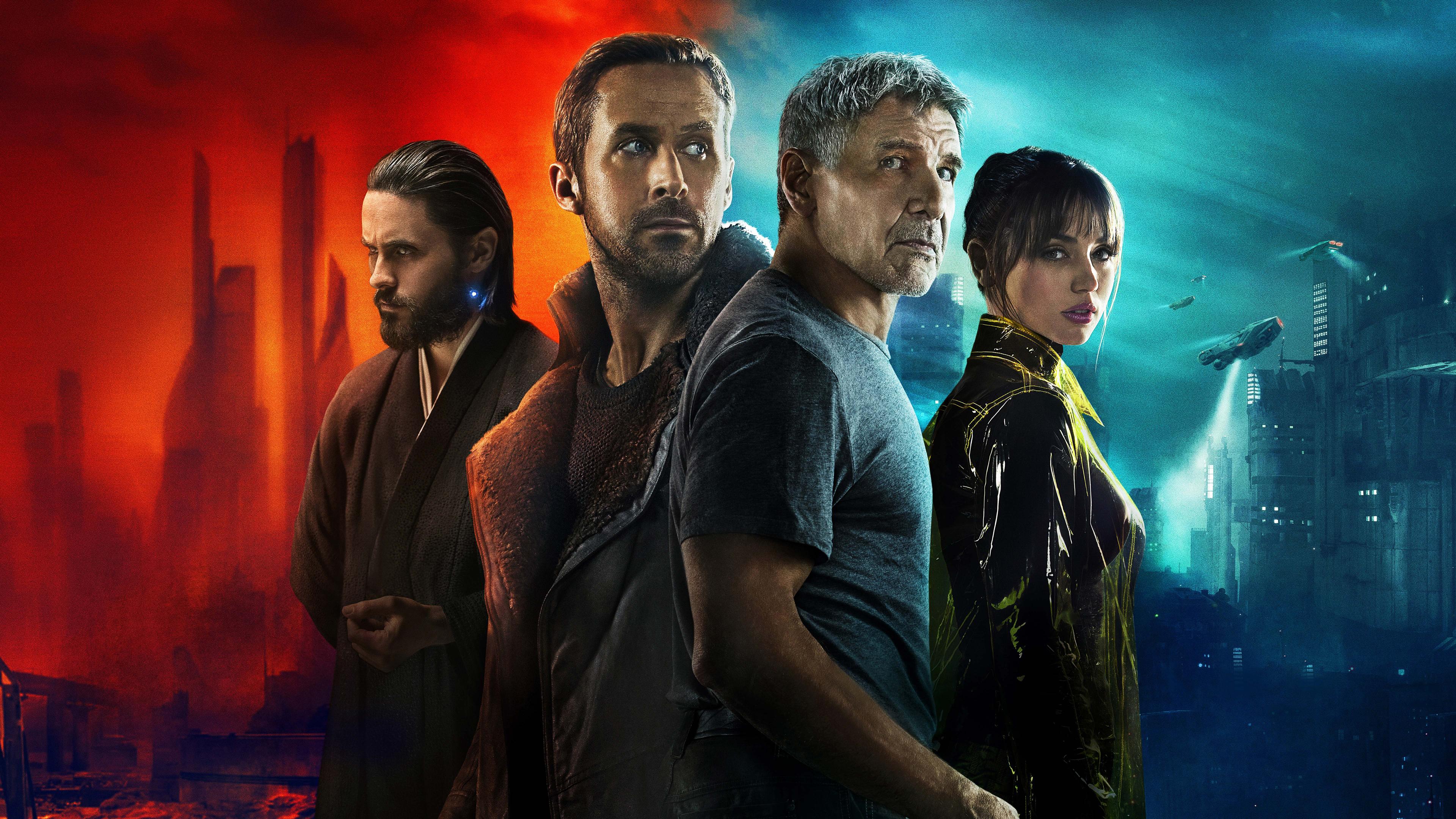 Blade Runner 2049 Ps4wallpapers Com