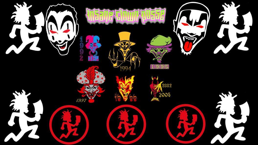 Insane Clown Posse Cards 1