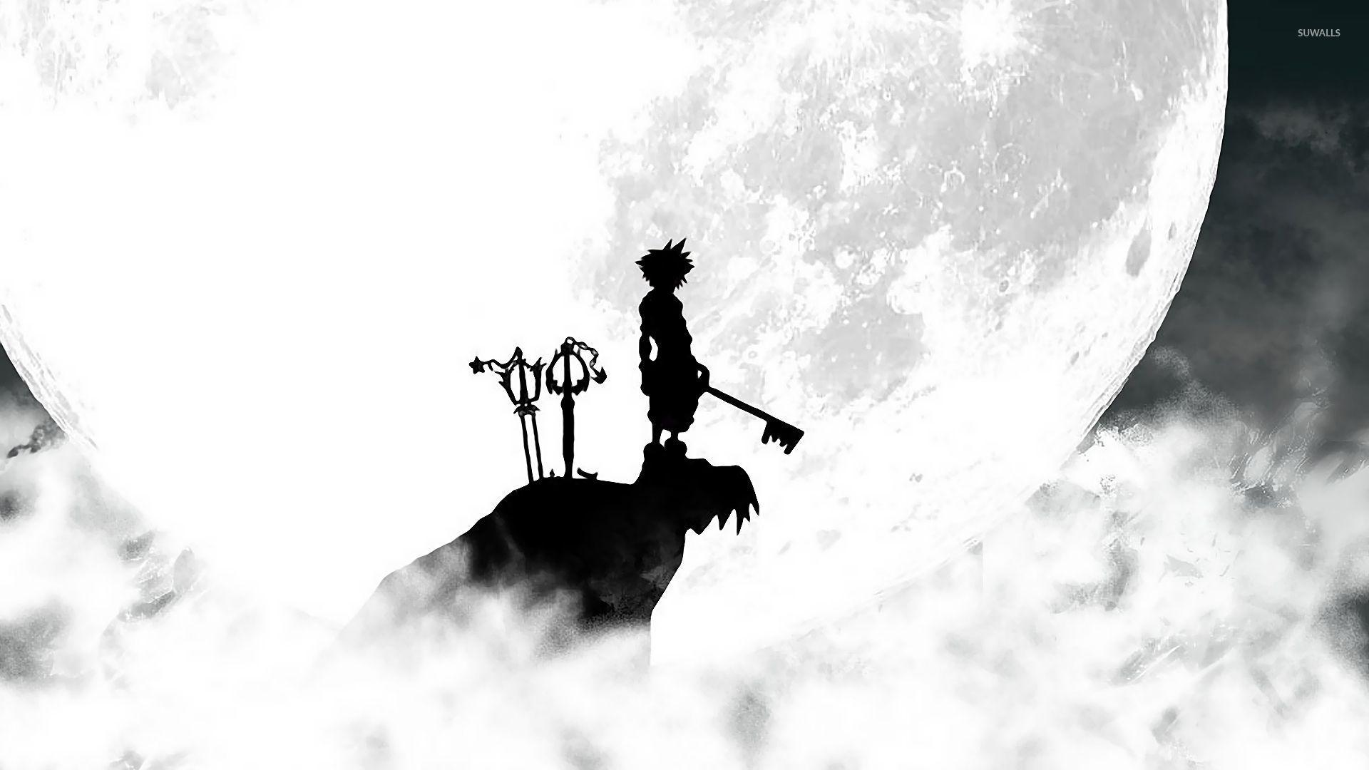 Kingdom Hearts Sora Ps4wallpapers Com