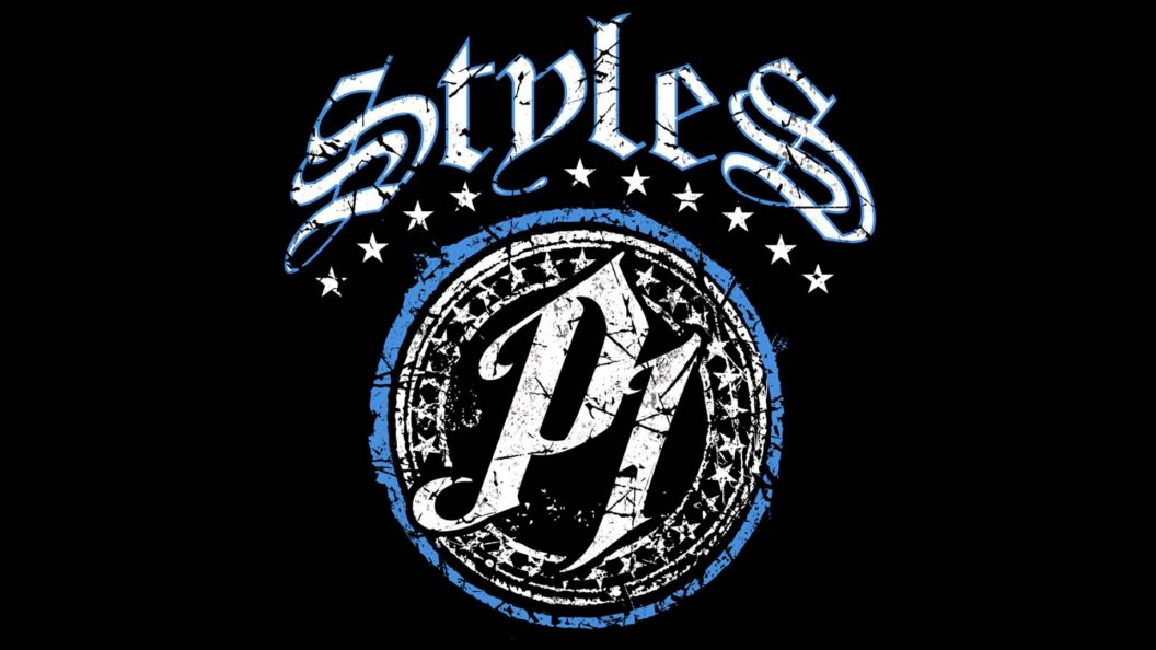 Aj Styles Logo Ps4wallpapers Com