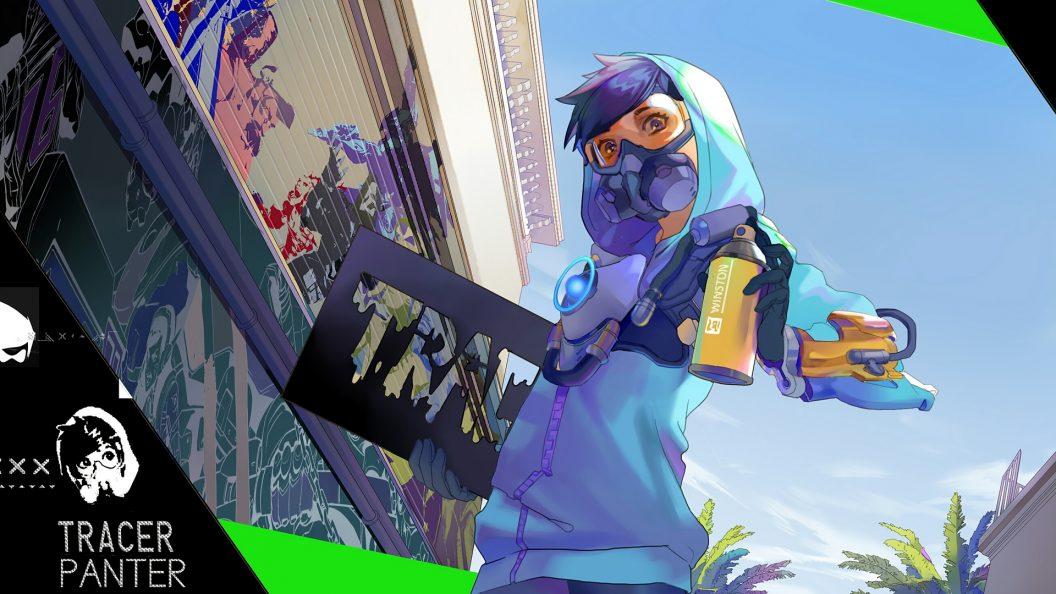 grafitti tracer 2
