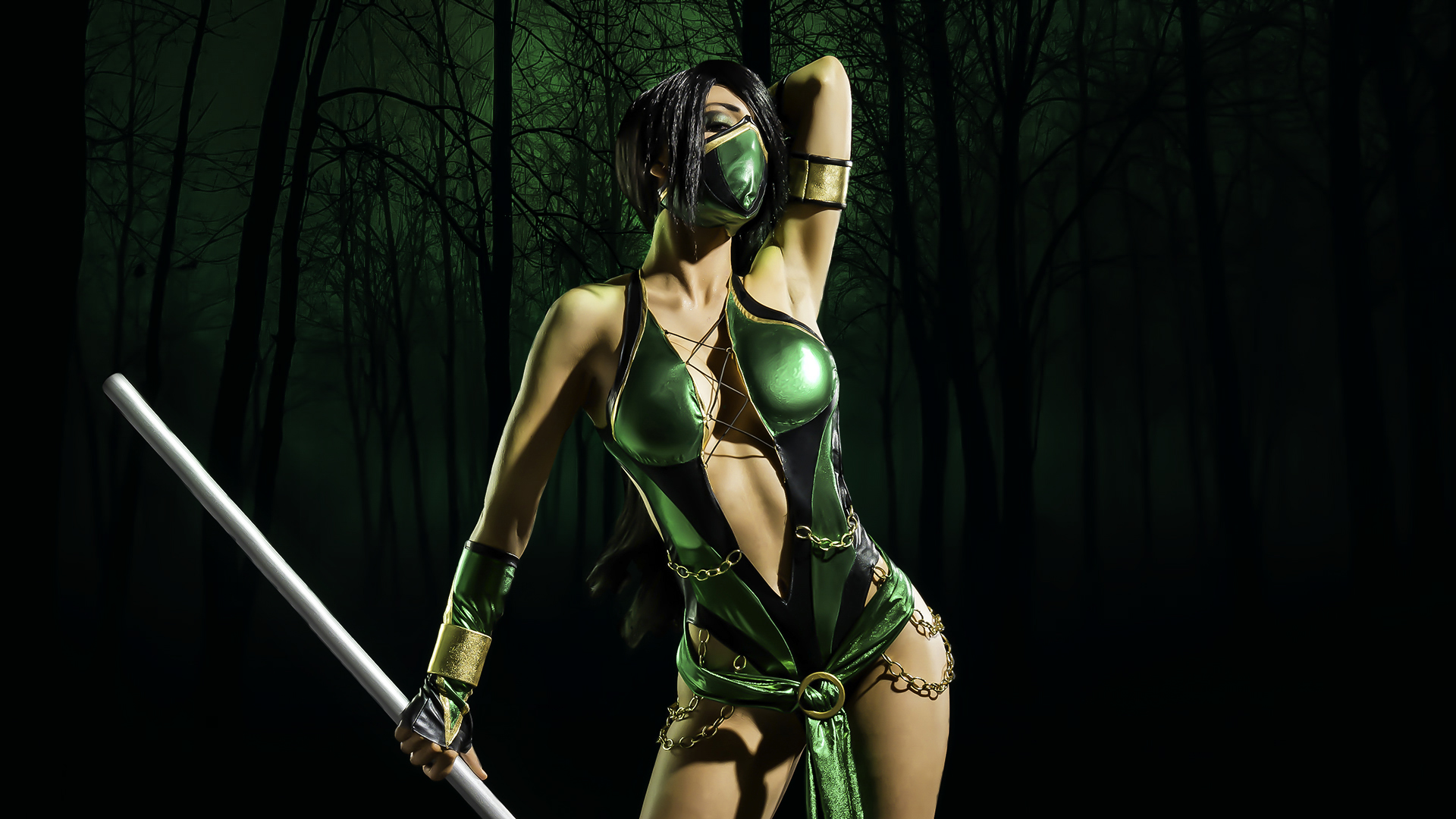 Mortal Kombat Jade Ps4wallpaperscom