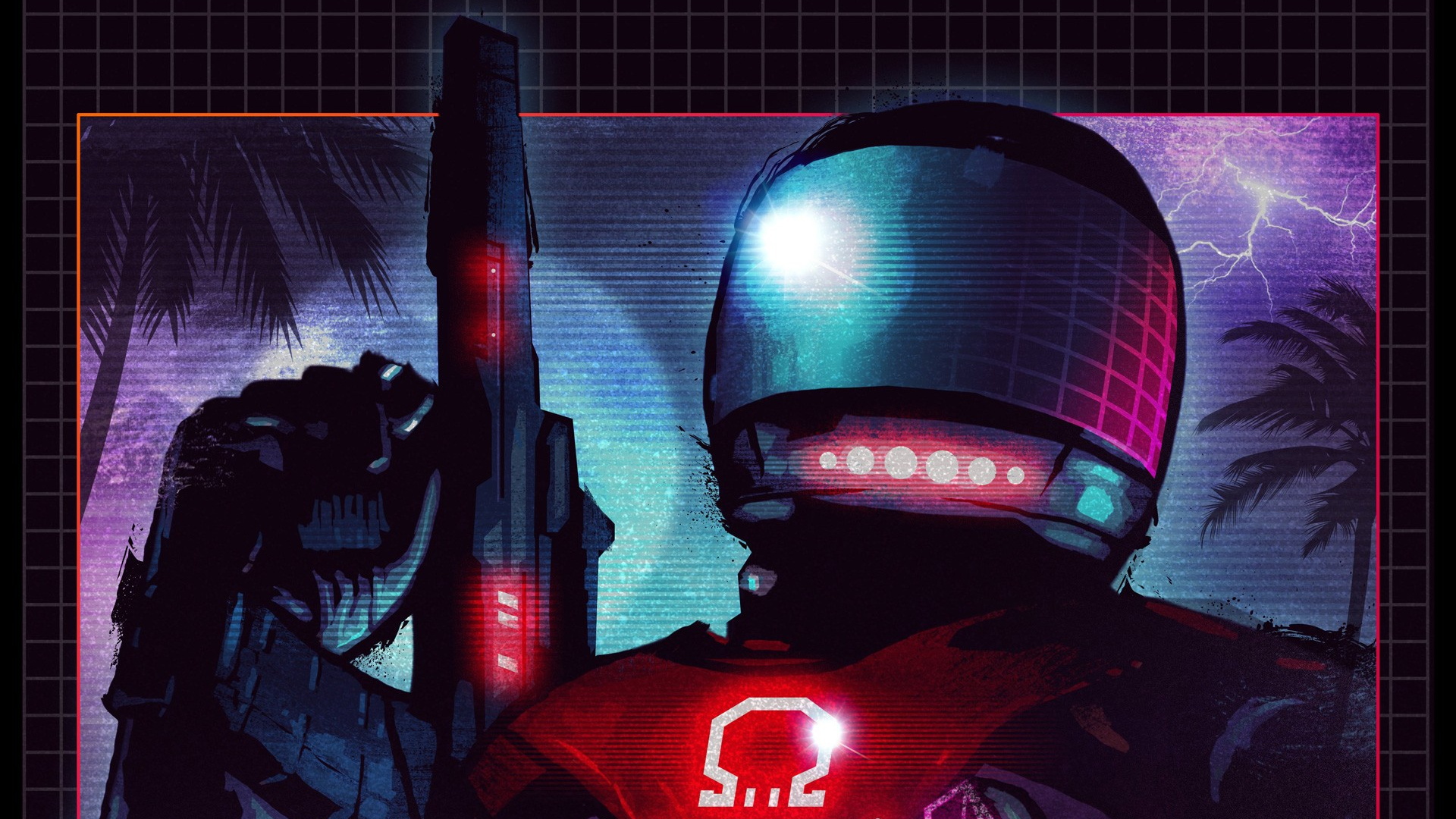 Far Cry 3 Blood Dragon Ps4wallpapers Com