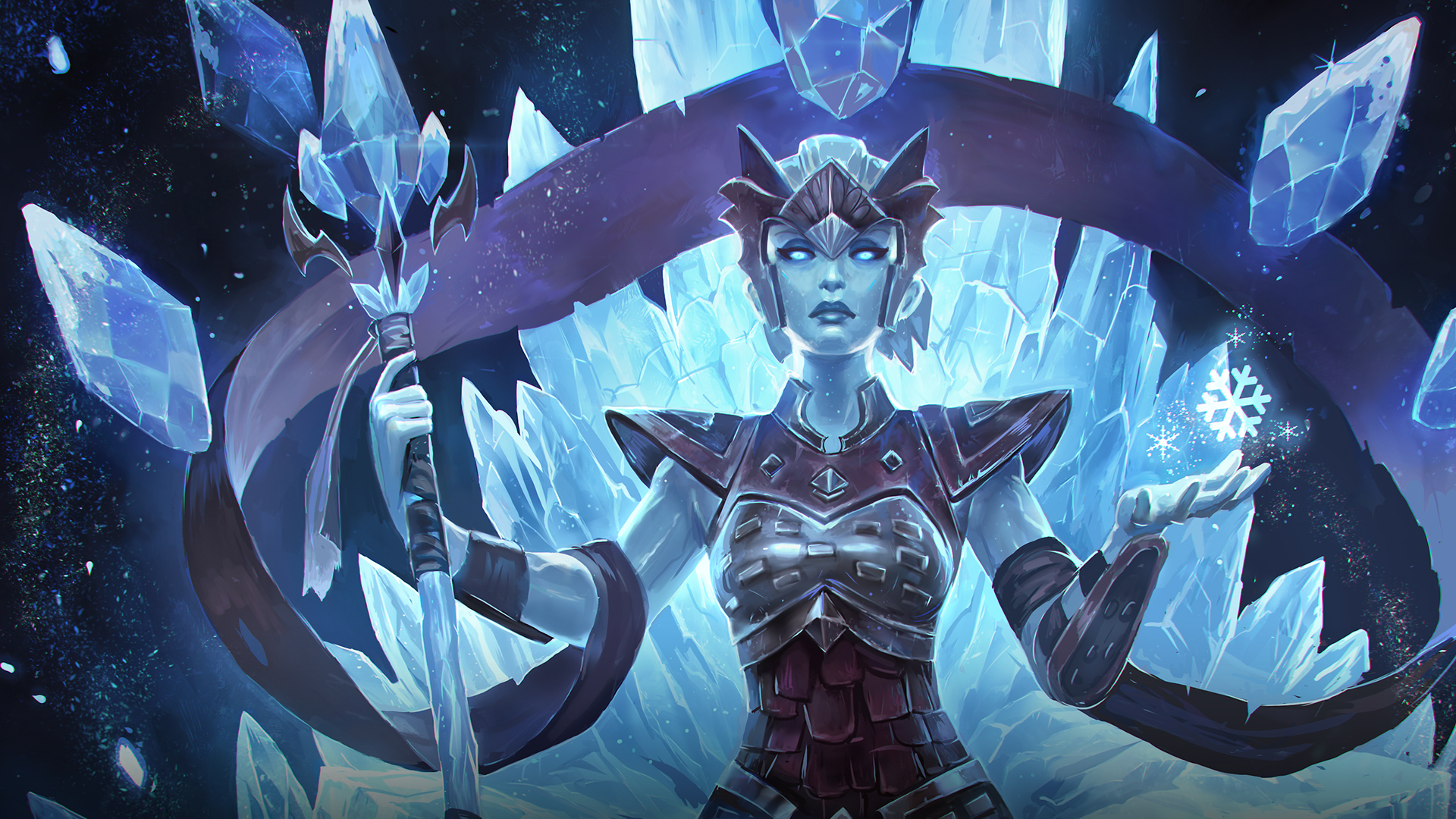 "Black Ice Queen >> Inara ""Ice Ice Baby"" 