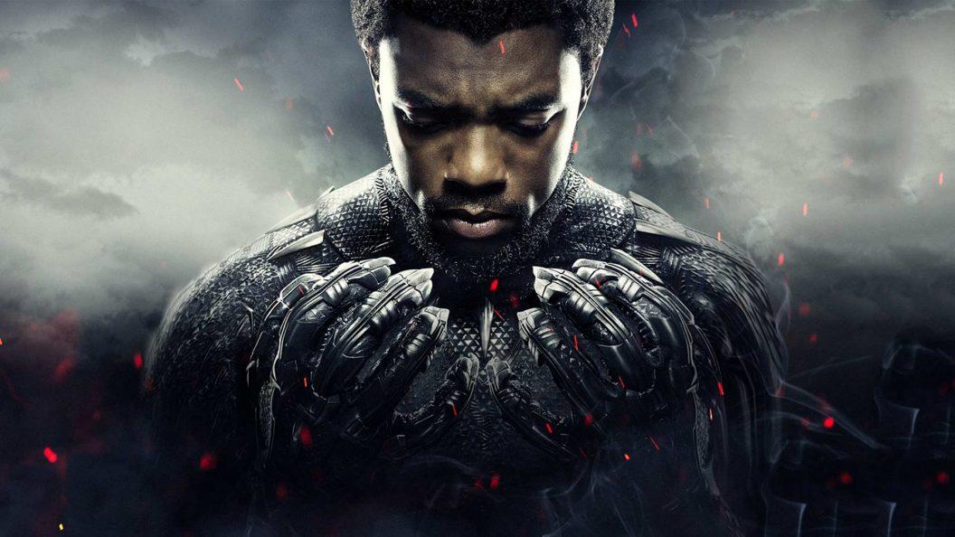Black Panther Ps4wallpapers Com
