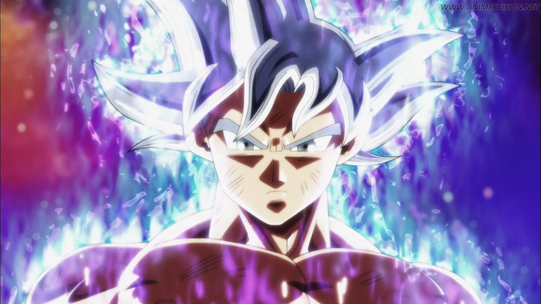 Goku Ultra Instinct Wallpaper 1080p: Goku Mastered Ultra Instinct