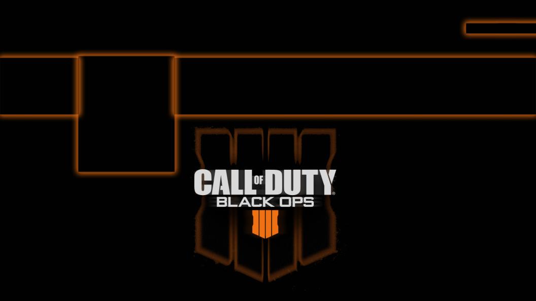 Call of duty - Black ops 4 logo wallpaper ...