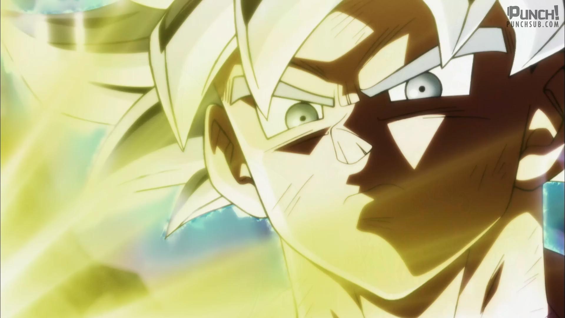 Goku Mastered Ultra Instinct is looking for Jiren ...