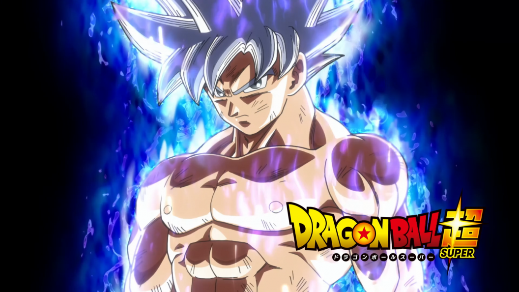 Goku Mastered Ultra Instinct 3 Ps4wallpaperscom