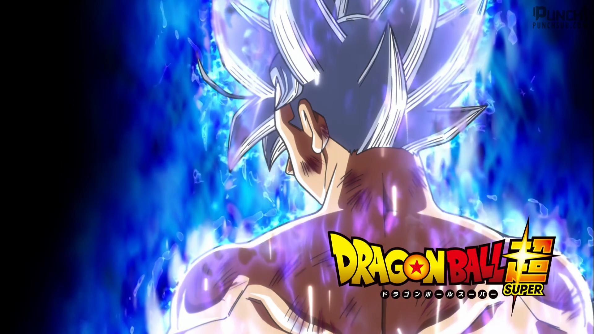 Goku mastered ultra instinct 4 - Goku ultra instinct mastered wallpaper ...