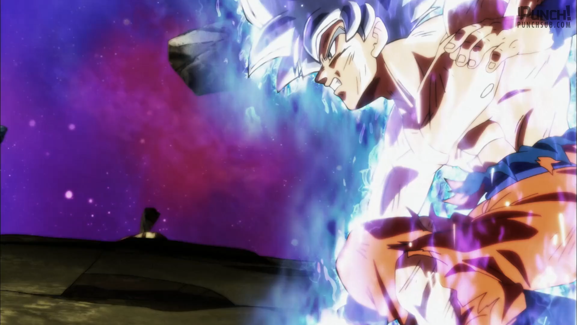 Goku Mastered Ultra Instinct 5 Ps4wallpapers Com