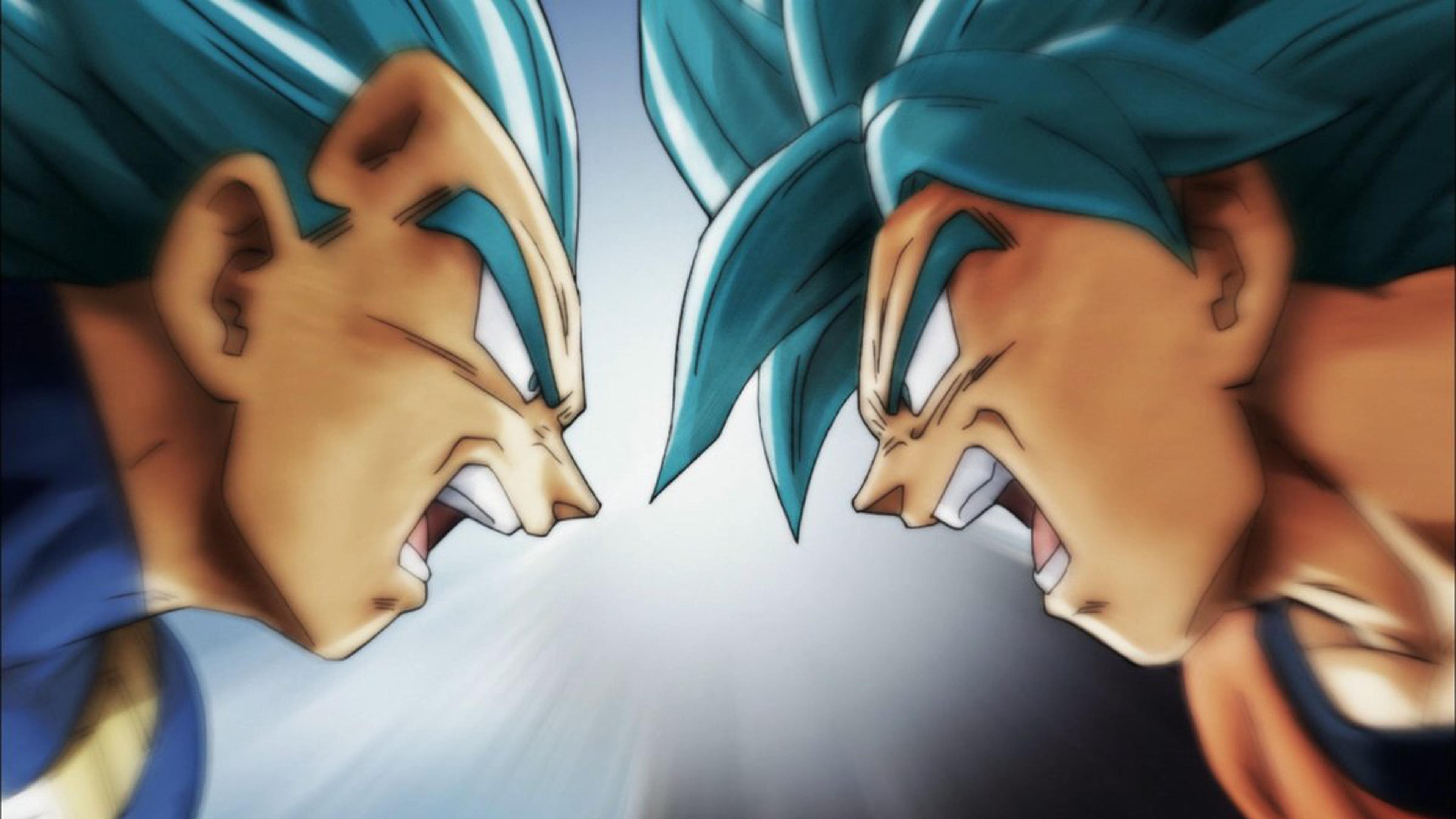 Dragon Ball Super Last Episode Goku Vegeta Ps4wallpaperscom