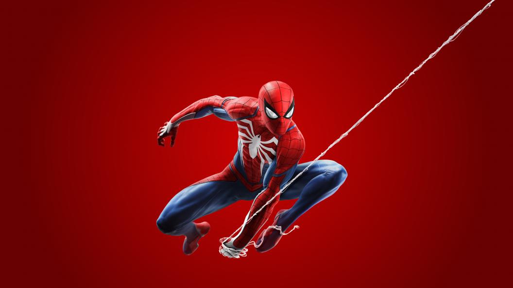 Spider-man 4K | PS4Wallpapers.com