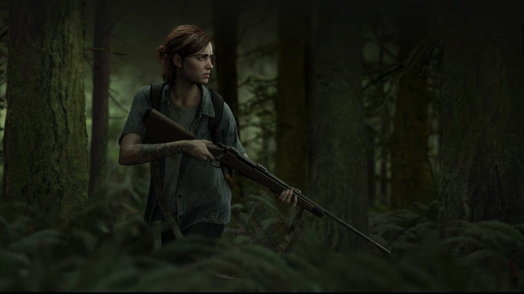 The Last Of Us Part 2 Wallpaper